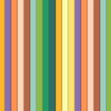 Het behang van de regenboogkleur, illustratie kleurrijke strepen Stock Foto's
