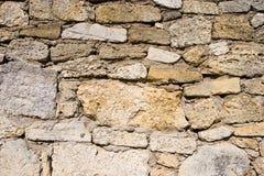 Het behang van de steen Stock Foto