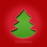 Het behang van Kerstmis. Royalty-vrije Stock Foto's