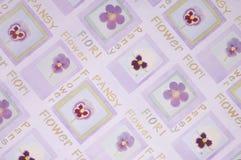 Het behangachtergrond van de lente Stock Afbeeldingen