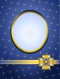 Het behangpatroon van Kerstmis Royalty-vrije Stock Foto's