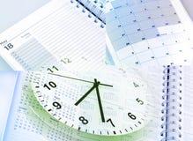 Het beheer van de tijd royalty-vrije stock foto