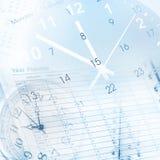 Het beheer van de tijd Stock Foto's