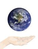 Het behoud van de aarde Royalty-vrije Stock Foto's