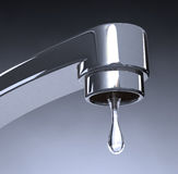 Het Behoud van het water royalty-vrije illustratie