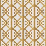 Het beige palet van het ruitenpatroon Stock Foto's