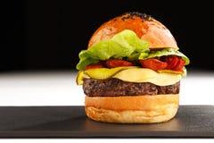 Het bekendste snelle voedsel van Amerika Stock Foto
