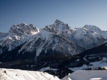 Het bekijken de Herbergenvallei Royalty-vrije Stock Foto's
