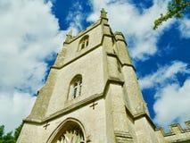 Het bekijken omhoog de toren stock afbeeldingen