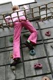 Het beklimmen Stock Fotografie