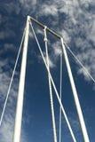 Het beklimmen van Kabel 2 Royalty-vrije Stock Afbeeldingen