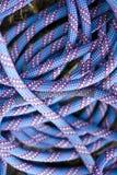 Het beklimmen van kabel Royalty-vrije Stock Foto's