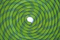 Het beklimmen van Kabel in spiraal Stock Foto's