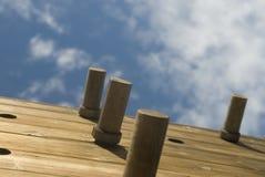 Het beklimmen van Muur 2 Royalty-vrije Stock Afbeelding