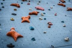 Het beklimmen van Muur Royalty-vrije Stock Afbeelding