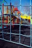 Het beklimmen van netten. Stock Foto's