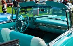 Het Bel Air van Chevrolet Stock Afbeeldingen