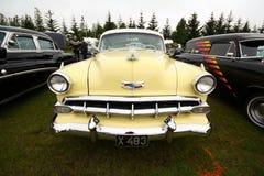 Het Bel Air van Chevrolet Stock Foto
