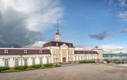 Het belangrijkste lichaam van het Artilleriehof in Kazan het Kremlin kazan stock afbeelding