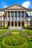 Het Belgische Federale Parlement, Brussel Royalty-vrije Stock Foto