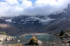 Het bergmeer Royalty-vrije Stock Foto's