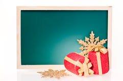 Het berichtraad van Kerstmis Royalty-vrije Stock Fotografie