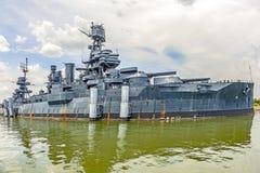 Het Beroemde Dreadnought-Slagschip Texas royalty-vrije stock foto