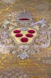 Het beroemde Embleem van Medici stock fotografie