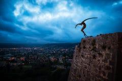 Het beschermen van de Provence Stock Afbeeldingen
