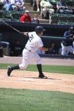 Het beslag Jesus Montero van de Yankees van de Staaf van Wilkes van Scranton stock fotografie