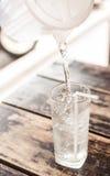 Het bespatten van het water Royalty-vrije Stock Foto