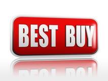 Het beste koopt royalty-vrije illustratie