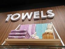 Het beste ontwerp van handdoeken royalty-vrije stock afbeeldingen