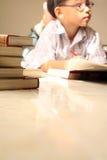 Het bestuderen Stock Foto
