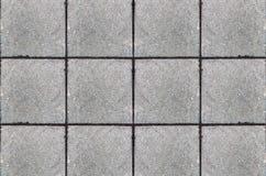 Het beton blokkeert vloeren Stock Foto