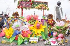 Het Bezoek Maleisië 2007 van Maleisië Floraton stock afbeelding