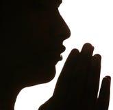 Het bidden Royalty-vrije Stock Foto
