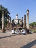Het bidden in Thailand Royalty-vrije Stock Afbeelding
