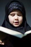 Het bidden van het meisje Royalty-vrije Stock Fotografie