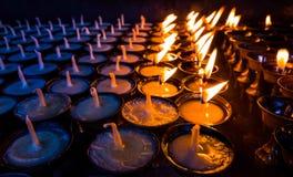 Het bidden voor Vrede Stock Fotografie
