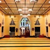 Het bidden zaal Stock Fotografie