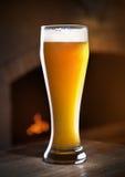 Het bier van de tarwe royalty-vrije stock afbeelding