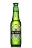 Het bier van Heineken Royalty-vrije Stock Afbeeldingen