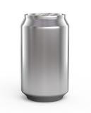 Het bier van het aluminium kan vector illustratie