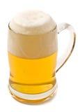 Het bier van het lagerbier royalty-vrije stock foto's