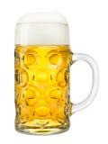 Het bier van Oktoberfest Stock Foto