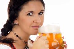 Het bierfestival van München Stock Foto's