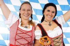 Het bierfestival van München Royalty-vrije Stock Foto's