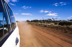Het binnenland van Australië Stock Afbeeldingen