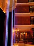 Het Binnenland van Cruiseship Stock Fotografie